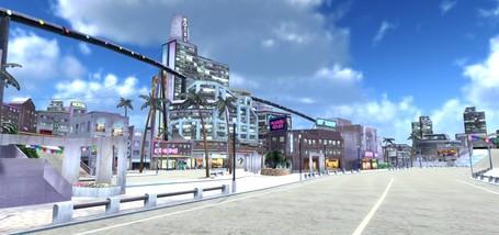 [Enty]kelorin jo BTA IS CREATING 'Unity・MMD向けステージモデル'